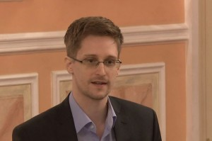 Edward Snowden, 9 Oct 2013. [[Wikimedia, Creative Commons]