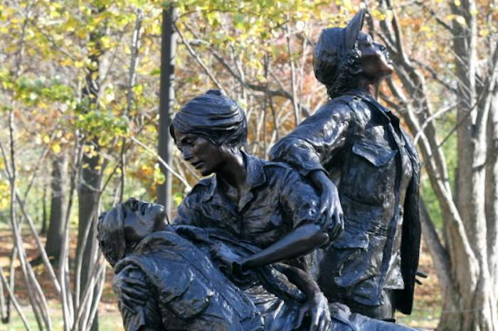 Vietnam Women's Memorial. Source: Wikipedia