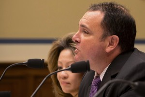 Robert MacLean at Sept. 9 Congressional hearing.